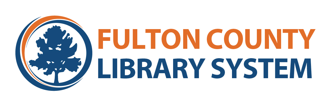 fulton county library system logo-h